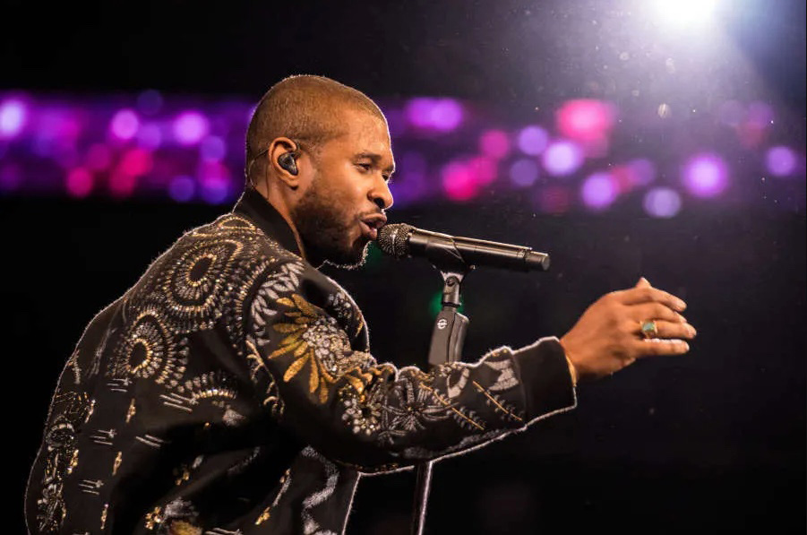 Usher to co-headline Dream Weekend 2019